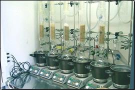 Aufarbeitung Dioxinbestimmung