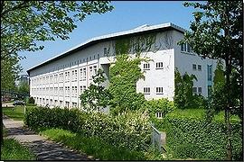 Dienstgebäude Bissierstraße Vorderseite