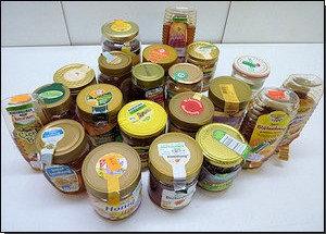 Honigproben