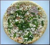 Tiefkühlpizza