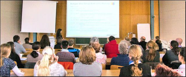 1. Freiburger MALDI-Meeting