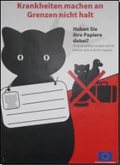 """Abb. 3: Poster """"Krankheiten kennen keine Grenzen"""""""