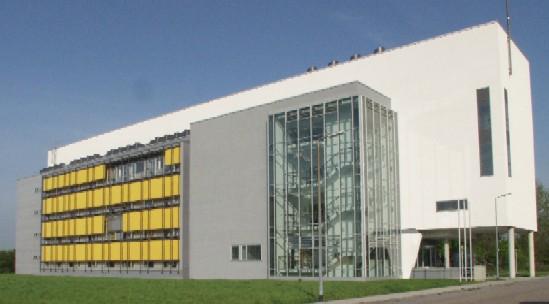 Gebäude des CVUA in der Weißenburgerstr