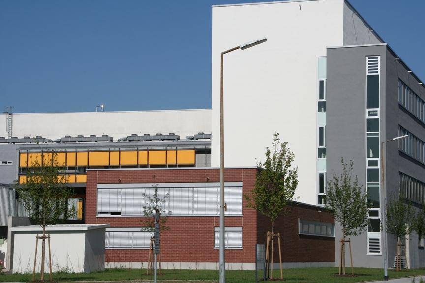 CVUA Karlsruhe incl. 2. Bauabschnitt
