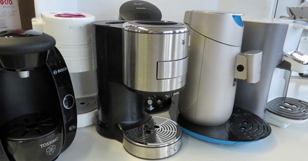 Kaffeepadmaschinen  CVUA Stuttgart | Aktuelle Untersuchungen z...